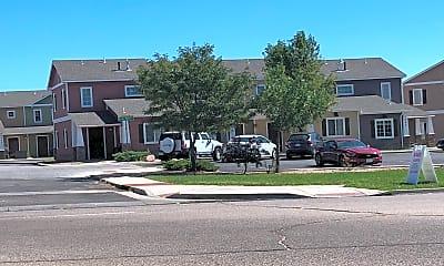 Wolf Village Apartments, 1