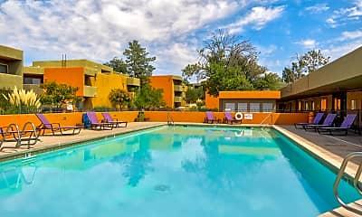 Pool, Citadel Apartments, 0