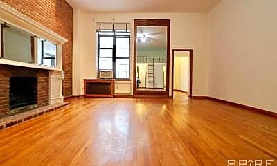 Living Room, 36 W 73rd St, 1