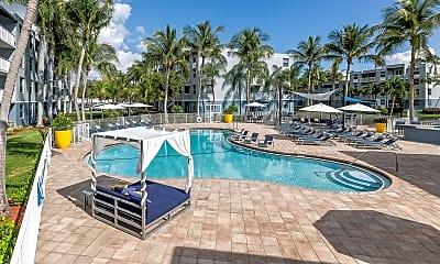 Pool, Beach Walk at Sheridan, 0