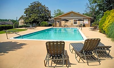 Pool, Greenbrier Ridge, 1