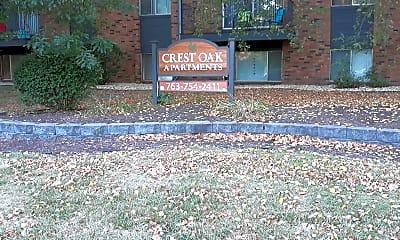 Crest Oak Apartments, 1