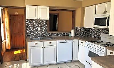 Kitchen, 3509 Howard St, 1