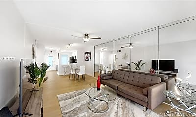 Living Room, 450 Paradise Isle Blvd 202, 0