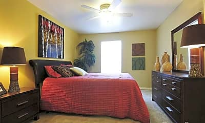 Bedroom, Briarwood Apartments, 1