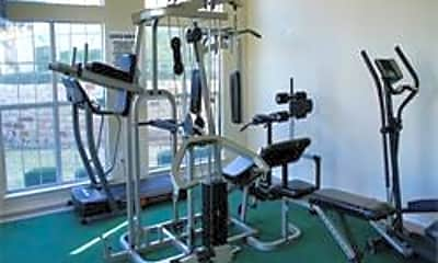 Fitness Weight Room, 1600 N 9th St, 2