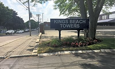 King'S Beach Tower, 1