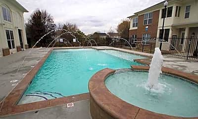 Pool, Highpointe on Meridian Apartments, 1