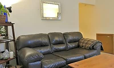 Living Room, 1931 E 74th Ave, 0