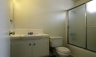 Bathroom, The Rosemont Apartments, 2