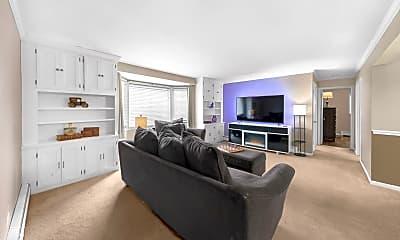 Living Room, 510 W Miner St 1D, 1
