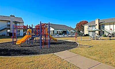 Playground, Woodland Hills, 2