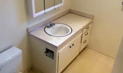 Bathroom, 314 S Mason St, 2