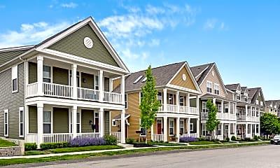 Building, Grandview Village, 0