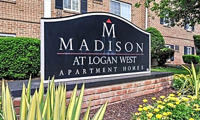 Building, Madison Logan West, 1