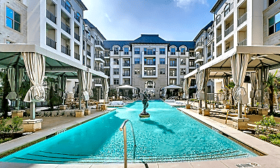 Pool, The Huntington, 1
