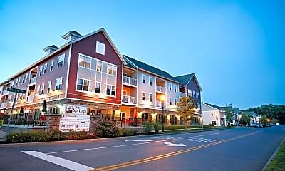Community Signage, Springs Luxury Apartments, 0