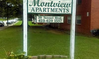 Montview Apartments, 1