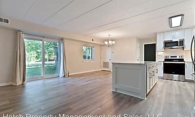 Living Room, 6210 Edsall Rd, 1