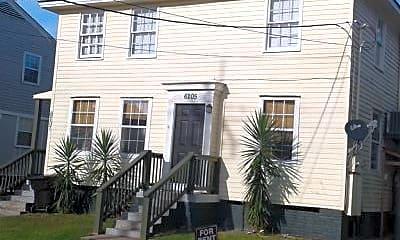 Building, 6205 Warrington Dr, 0