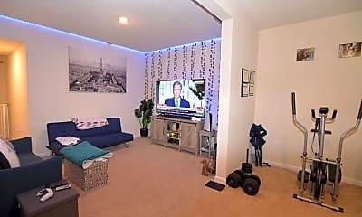 Bedroom, 128 Inlet St, 2