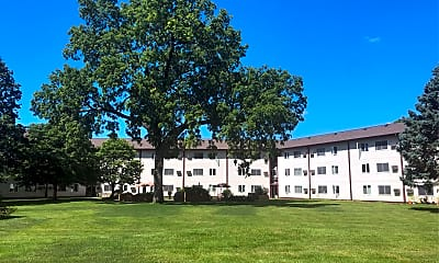 Three links campus, 0