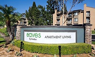 Community Signage, eaves Lake Forest, 2