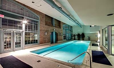Pool, 3 N Christopher Columbus Blvd PL270, 2
