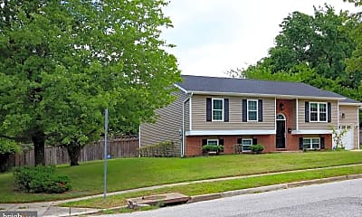 Building, 411 Willow Hill Ct, 1