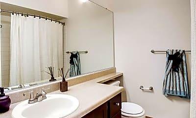 Bathroom, Meadow Creek, 2