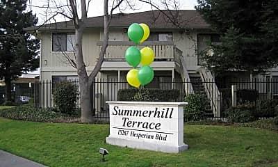 Building, Summerhill Terrace, 0