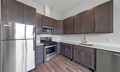 Kitchen, 660 Grand St 304, 1