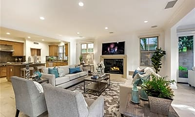 Living Room, 33 Great Lawn, 1