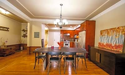 Dining Room, 1445 Lombard St, 1