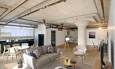 Living Room, 1202 Kettner Blvd, 1