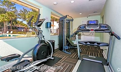 Fitness Weight Room, 1448 Adriel Ln, 2