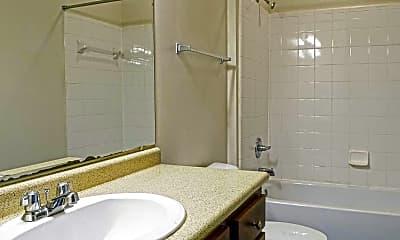 Bathroom, Columbia Crest, 2