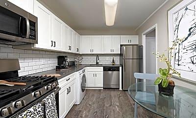 Kitchen, Trillium Apartments, 0