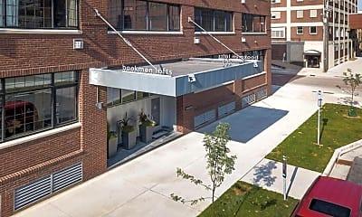 Building, 525 N 3rd St, 2