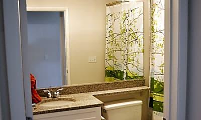 Bathroom, Miramar Apartments, 2