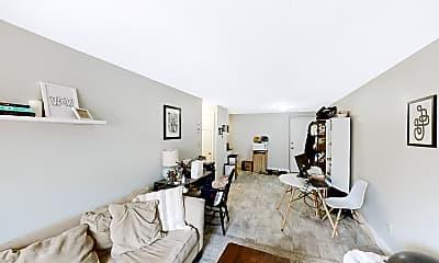 Living Room, 14 Murdock Street, Unit 1-5, 2