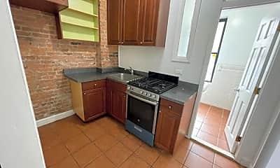 Kitchen, 355 W 53rd St, 1