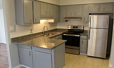 Kitchen, 4520 Park Ave 2N, 1