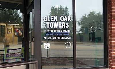 Glen Oak Towers, 1