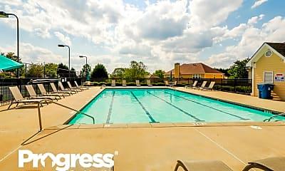 Pool, 740 James Ridge Dr, 2