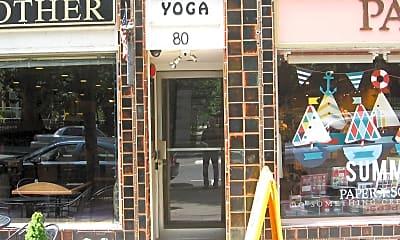 Community Signage, 80 Nassau St 2A, 0