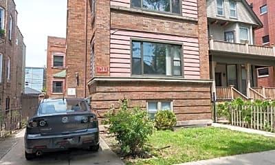 Building, 1310 W Winona St, 1