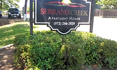 Serrano Creek Apartments, 1