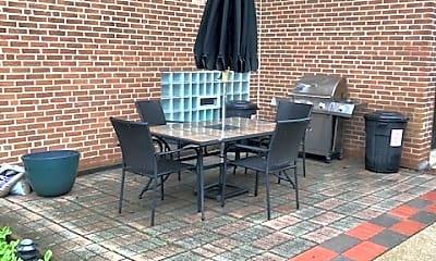 Patio / Deck, 3006 S Harlem Ave 2E, 2
