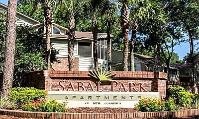 Building, Sabal Park, 0